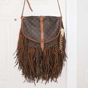 Fringe Louis Vuitton